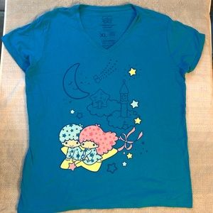 Lootcrate Women's Sanrio Little Stars t-shirt